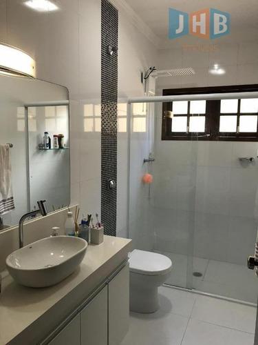 sobrado com 3 dormitórios à venda, 150 m² por r$ 490.000 - jardim das indústrias - são josé dos campos/sp - so0592