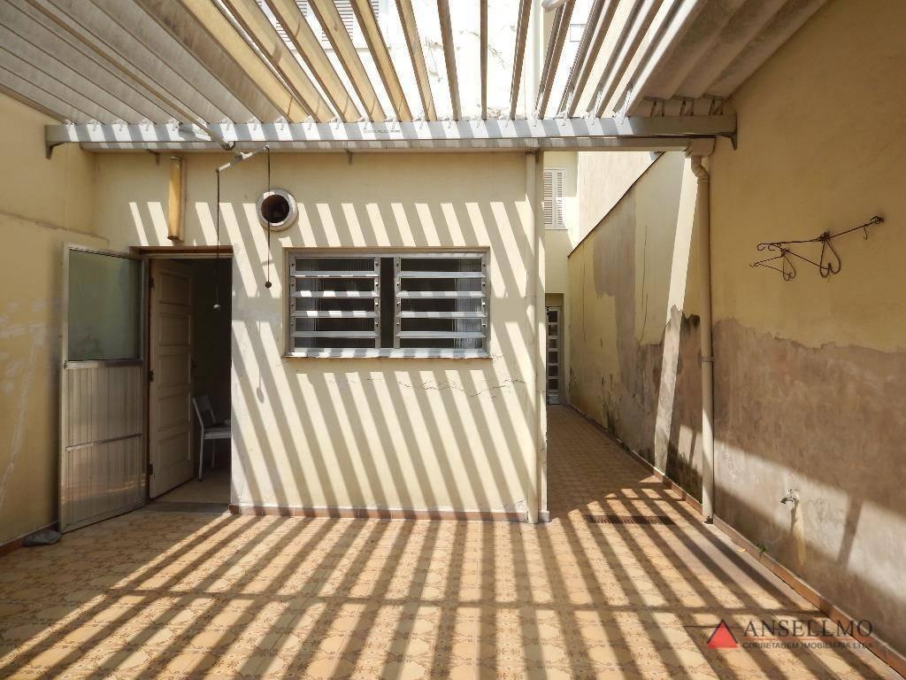 sobrado com 3 dormitórios à venda, 150 m² por r$ 600.000,00 - jardim do mar - são bernardo do campo/sp - so0786