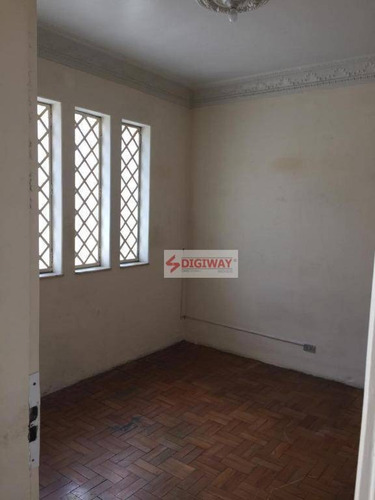 sobrado com 3 dormitórios à venda, 150 m² por r$ 750.000 - liberdade - são paulo/sp - so0302