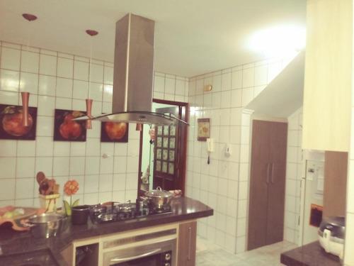 sobrado com 3 dormitórios à venda, 157 m² - nova petrópolis - são bernardo do campo/sp - so19624