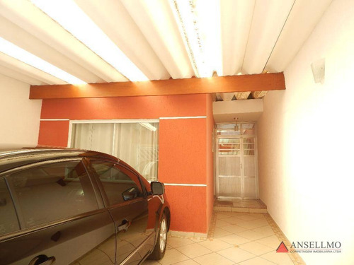 sobrado com 3 dormitórios à venda, 157 m² por r$ 585.000,00 - nova petrópolis - são bernardo do campo/sp - so0765