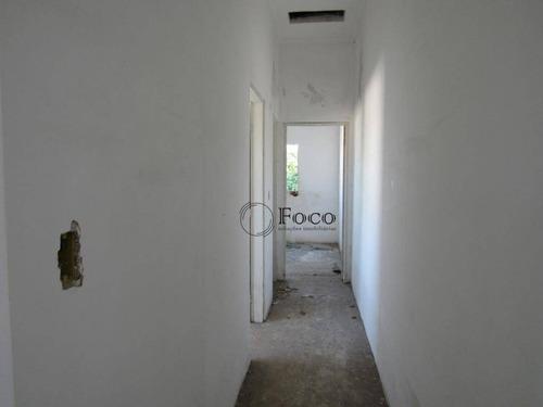 sobrado com 3 dormitórios à venda, 160 m² por r$ 390.000 - jardim bela vista - guarulhos/sp - so0379