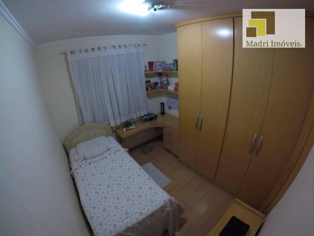 sobrado com 3 dormitórios à venda, 160 m² por r$ 840.000,00 - vila são silvestre - são paulo/sp - so0089