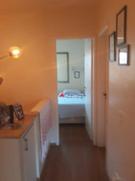 sobrado com 3 dormitórios à venda, 160 m² por r$ 920.000,00 - vila são francisco - são paulo/sp - so1986