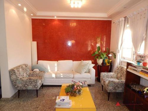 sobrado com 3 dormitórios à venda, 160 m² por r$ 950.000 - demarchi - são bernardo do campo/sp - so0766