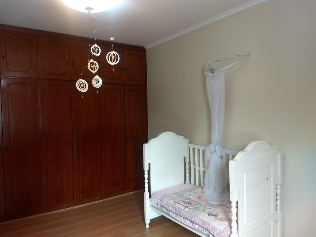 sobrado com 3 dormitórios à venda, 161 m² por r$ 850.000,00 - tatuapé - são paulo/sp - so14618