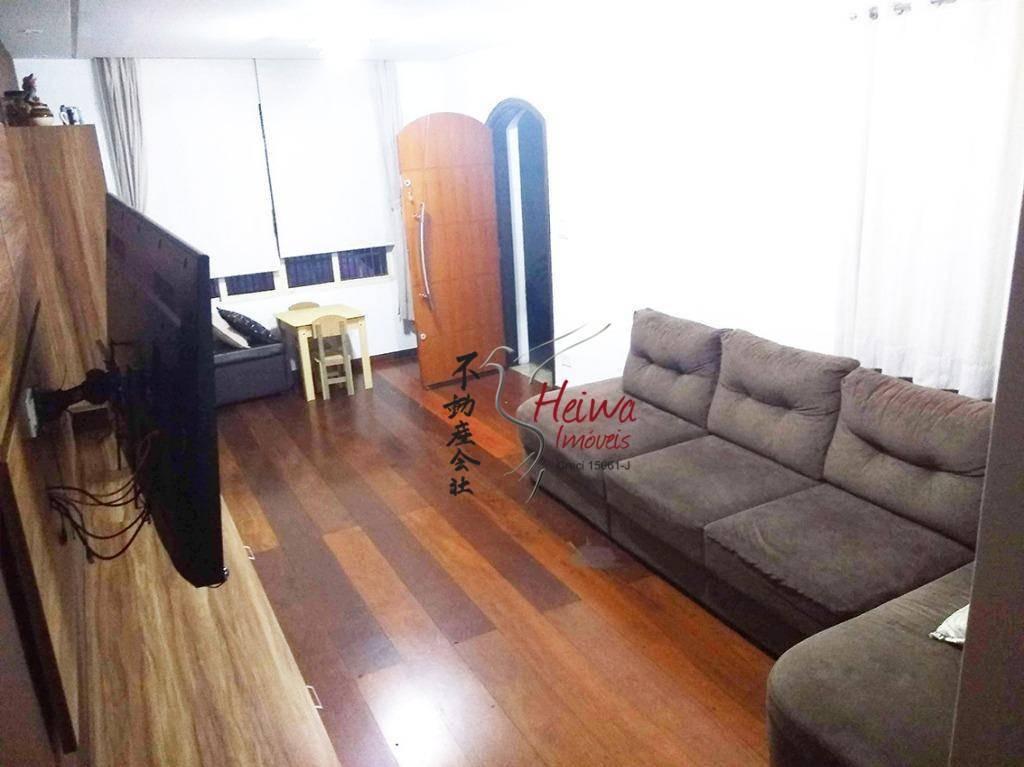 sobrado com 3 dormitórios à venda, 162 m² por r$ 650.000,00 - parque são domingos - são paulo/sp - so0002