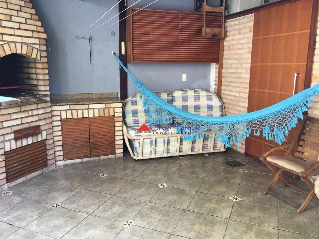sobrado com 3 dormitórios à venda, 165 m² por r$ 790.000,00 - vila são francisco - são paulo/sp - so2146