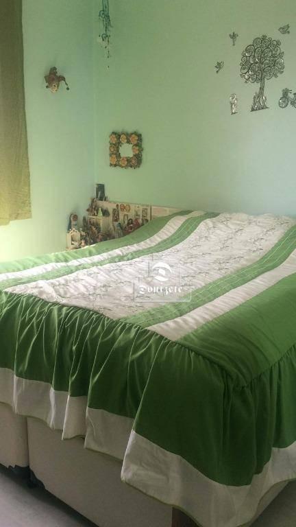 sobrado com 3 dormitórios à venda, 168 m² por r$ 650.000 - jardim brasilândia - são bernardo do campo/sp - so2570