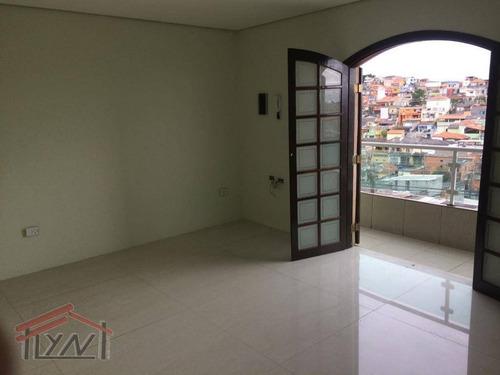 sobrado com 3 dormitórios à venda, 170 m² por r$ 569.000 - vila serralheiro - são paulo/sp - so0519