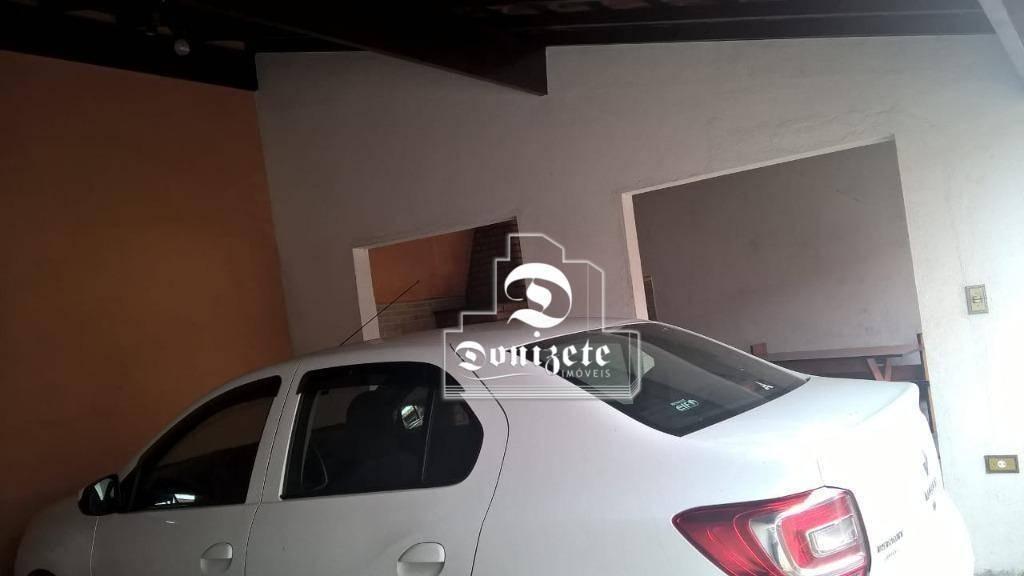 sobrado com 3 dormitórios à venda, 172 m² por r$ 645.000,00 - jardim do mirante - ribeirão pires/sp - so2730