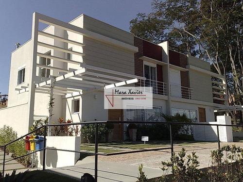 sobrado com 3 dormitórios à venda, 173 m² por r$ 850.000 - condomínio piemonte rezidenciale - vinhedo/sp - so0254