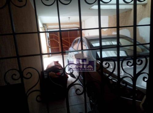 sobrado com 3 dormitórios à venda, 179 m² por r$ 540.000 - vila ré - são paulo/sp - so0133