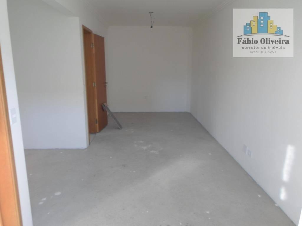 sobrado com 3 dormitórios à venda, 179 m² por r$ 680.000 - vila scarpelli - santo andré/sp - so0432