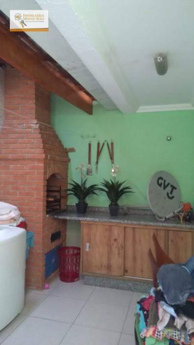 sobrado com 3 dormitórios à venda, 180 m² por r$ 520.000 - jardim bela vista - guarulhos/sp - so0252