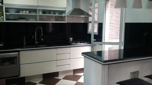 sobrado com 3 dormitórios à venda, 180 m² por r$ 800.000 - so1636
