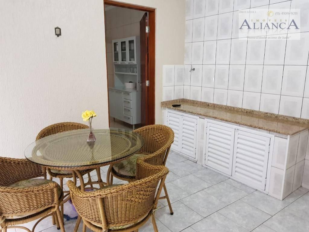 sobrado com 3 dormitórios à venda, 182 m² por r$ 580.000 - jardim independência - são bernardo do campo/sp - so0484