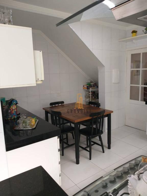 sobrado com 3 dormitórios à venda, 188 m² por r$ 742.000,00 - nova petrópolis - são bernardo do campo/sp - so0124