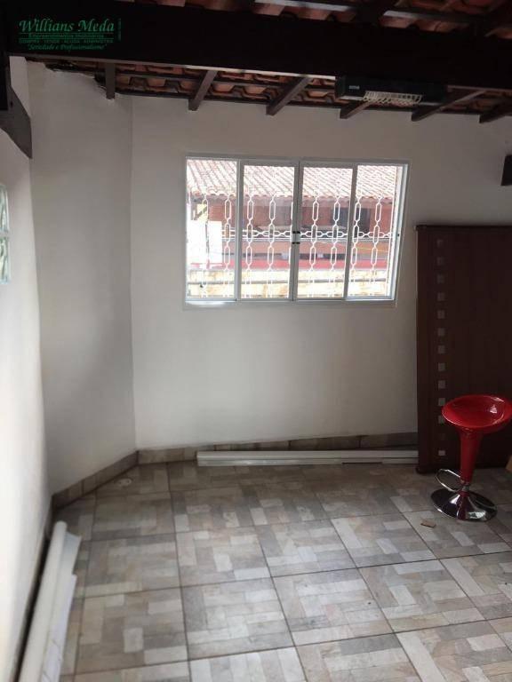 sobrado com 3 dormitórios à venda, 195 m² por r$ 530.000 - vila galvão - guarulhos/sp - so1656