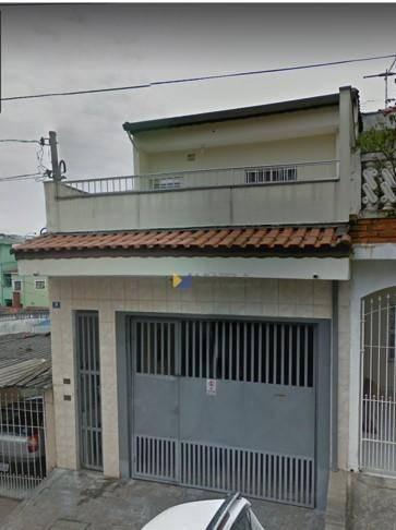 sobrado com 3 dormitórios à venda, 200 m² por r$ 650.000 - jardim terezópolis - guarulhos/sp - so0033