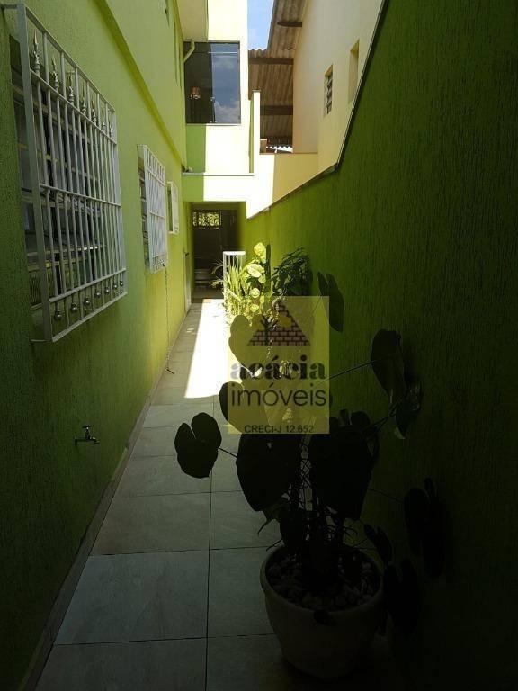sobrado com 3 dormitórios à venda, 200 m² por r$ 750.000 - parque nações unidas - são paulo/sp - so2568