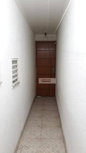 sobrado com 3 dormitórios à venda, 200 m²  - rudge ramos - são bernardo do campo/sp - so2522