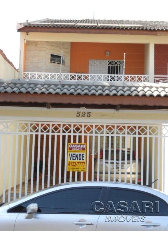 sobrado com 3 dormitórios à venda, 208 m² - paulicéia - são bernardo do campo/sp - so17913