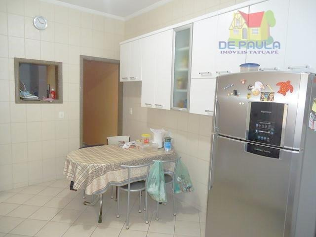 sobrado com 3 dormitórios à venda, 210 m² por r$ 850.000,00 - tatuapé - são paulo/sp - so0373