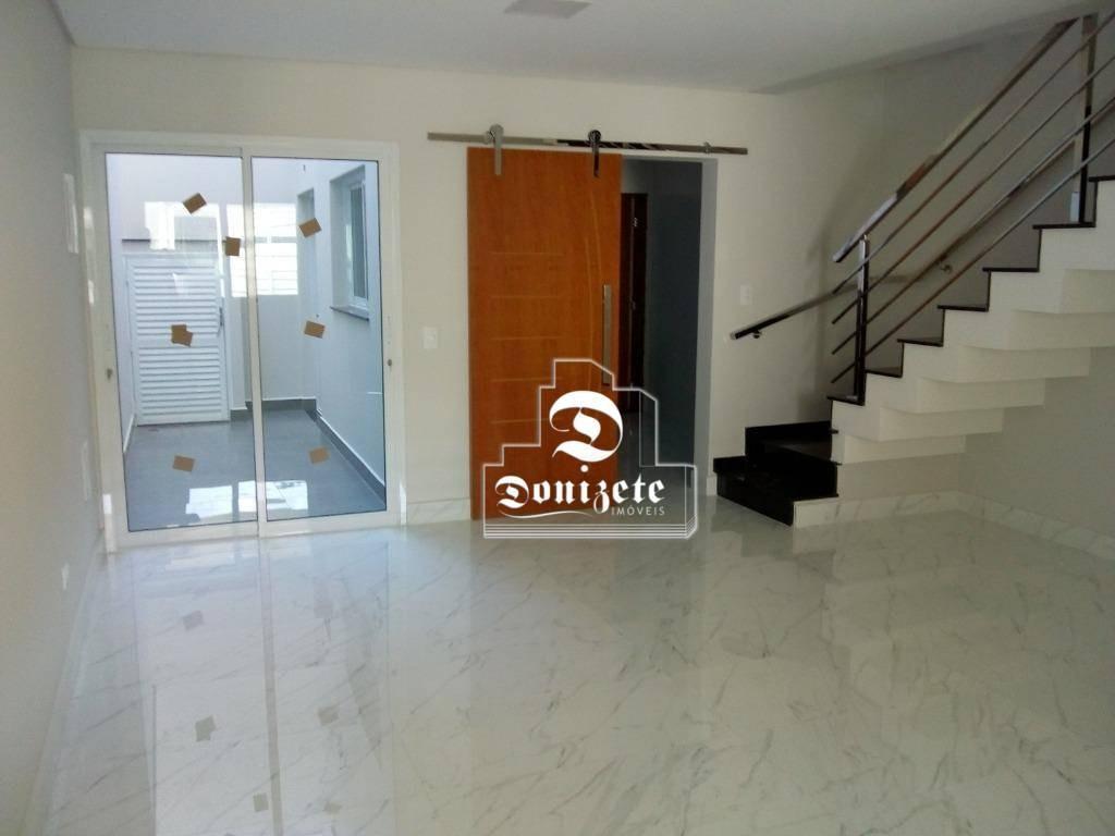 sobrado com 3 dormitórios à venda, 210 m² por r$ 960.000,00 - vila assunção - santo andré/sp - so2469