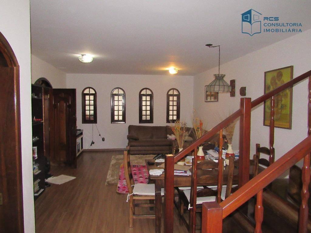 sobrado com 3 dormitórios à venda, 217 m² por r$ 699.000,00 - butantã - são paulo/sp - so1634