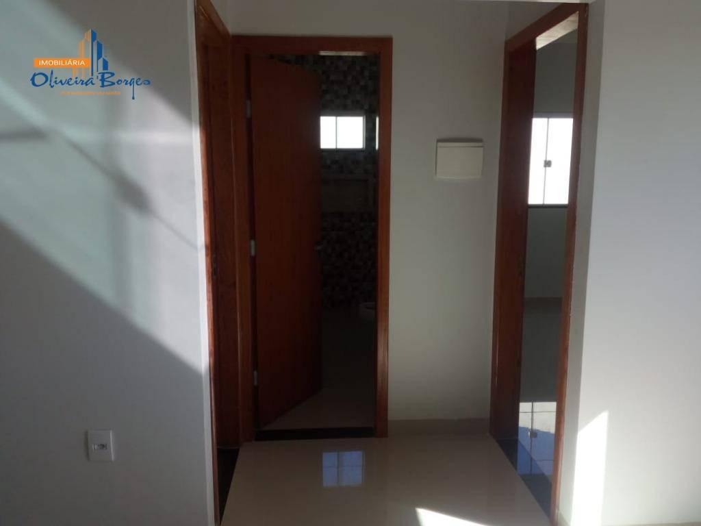 sobrado com 3 dormitórios à venda, 218 m² por r$ 420.000 - residencial villa bella - anápolis/go - so0152