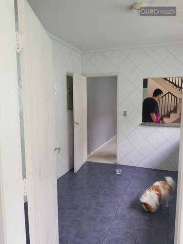 sobrado com 3 dormitórios à venda, 220 m² por r$ 850.000 - mooca  so181222p - so0429