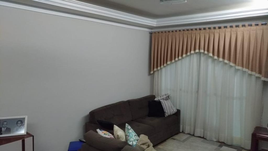 sobrado com 3 dormitórios à venda, 226 m² por r$ 450.000,00 - vila rubens - mogi das cruzes/sp - so0080