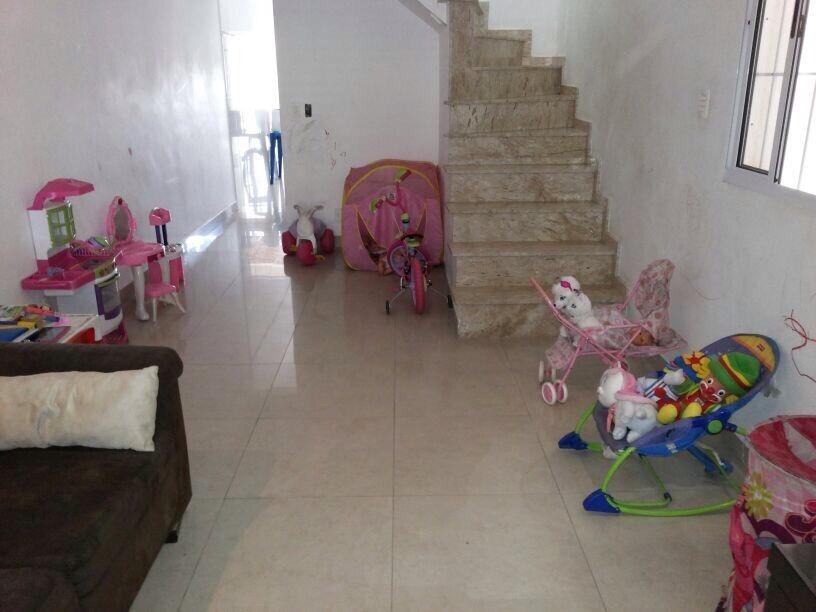 sobrado com 3 dormitórios à venda, 230 m² por r$ 500.000 - jardim city - guarulhos/sp - so1296