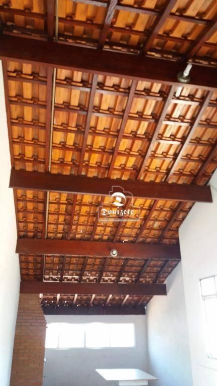sobrado com 3 dormitórios à venda, 231 m² por r$ 459.900,00 - jardim las vegas - santo andré/sp - so2688