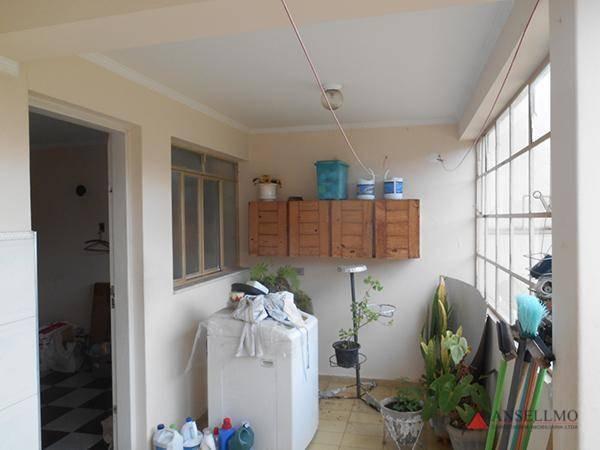 sobrado com 3 dormitórios à venda, 232 m² por r$ 900.000,00 - nova petrópolis - são bernardo do campo/sp - so0734