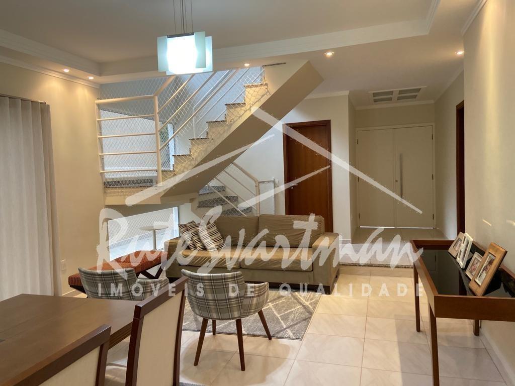 sobrado com 3 dormitórios à venda, 243 m² por r$ 950.000 - condomínio paineiras - paulínia/sp - ca3476