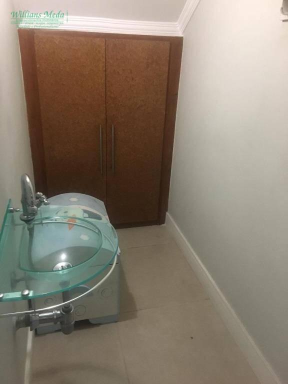 sobrado com 3 dormitórios à venda, 246 m² por r$ 450.000 - vila galvão - guarulhos/sp - so1513