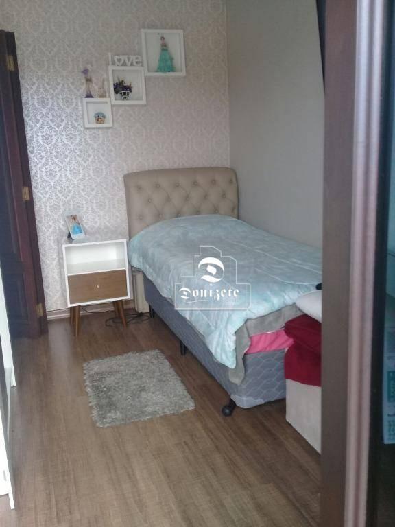 sobrado com 3 dormitórios à venda, 248 m² por r$ 1.100.000 - jardim são caetano - são caetano do sul/sp - so2340