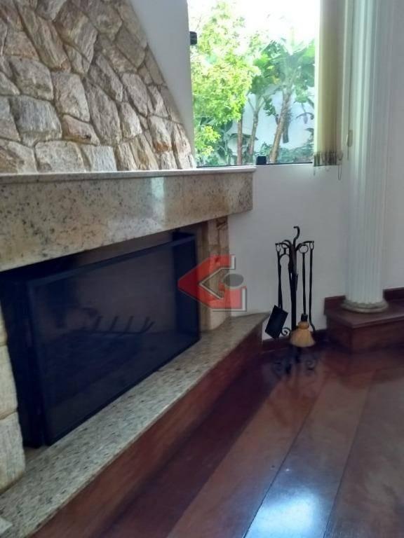 sobrado com 3 dormitórios à venda, 250 m² por r$ 1.380.000,00 - vila marlene - são bernardo do campo/sp - so0853