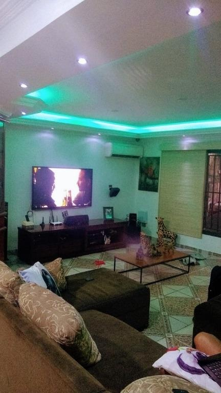 sobrado com 3 dormitórios à venda, 261 m² por r$ 780.000 - jardim vila galvão - guarulhos/sp - so0527