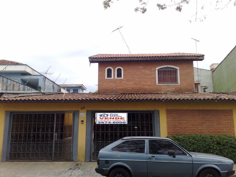 sobrado com 3 dormitórios à venda, 264 m² por r$ 2.000.000 - vila carrão - são paulo/sp - so1149