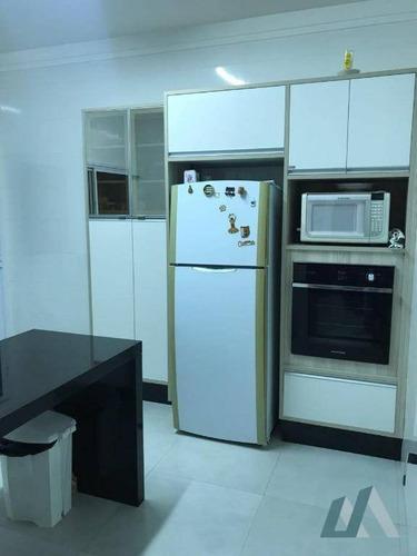 sobrado com 3 dormitórios à venda, 271 m² por r$ 1.290.000 - condomínio residencial evidence - araçoiaba da serra/sp - so1107