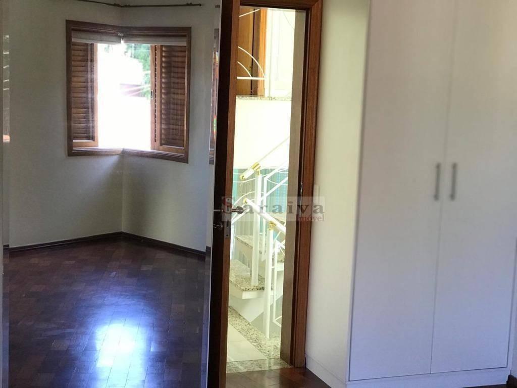 sobrado com 3 dormitórios à venda, 273 m² por r$ 1.380.000 - parque dos pássaros - são bernardo do campo/sp - so0400