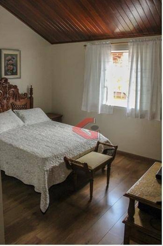 sobrado com 3 dormitórios à venda, 276 m² por r$ 1.580.000 - parque dos pássaros - são bernardo do campo/sp - so1017