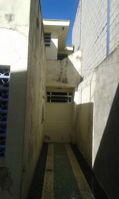sobrado com 3 dormitórios à venda, 280 m² por r$ 900.000,00 - fundação - são caetano do sul/sp - so0756