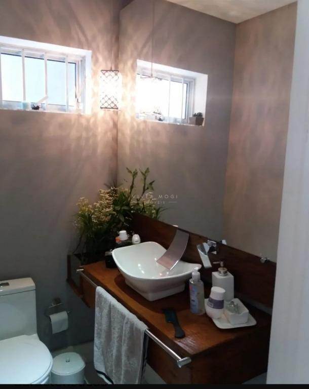 sobrado com 3 dormitórios à venda, 300 m² - jardim universo - mogi das cruzes/sp - so1891