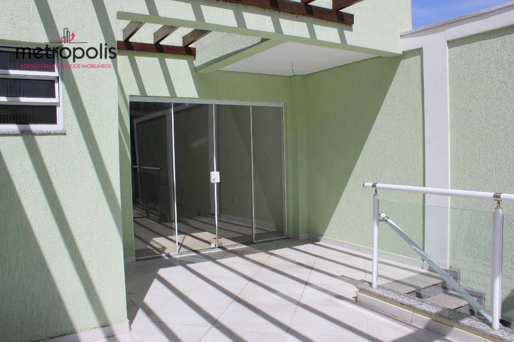 sobrado com 3 dormitórios à venda, 301 m² por r$ 995.000,00 - santa maria - são caetano do sul/sp - so0125