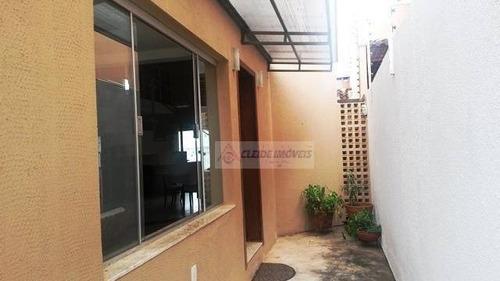 sobrado com 3 dormitórios à venda, 313 m² por r$ 490.000 - boa esperança - cuiabá/mt - so0124