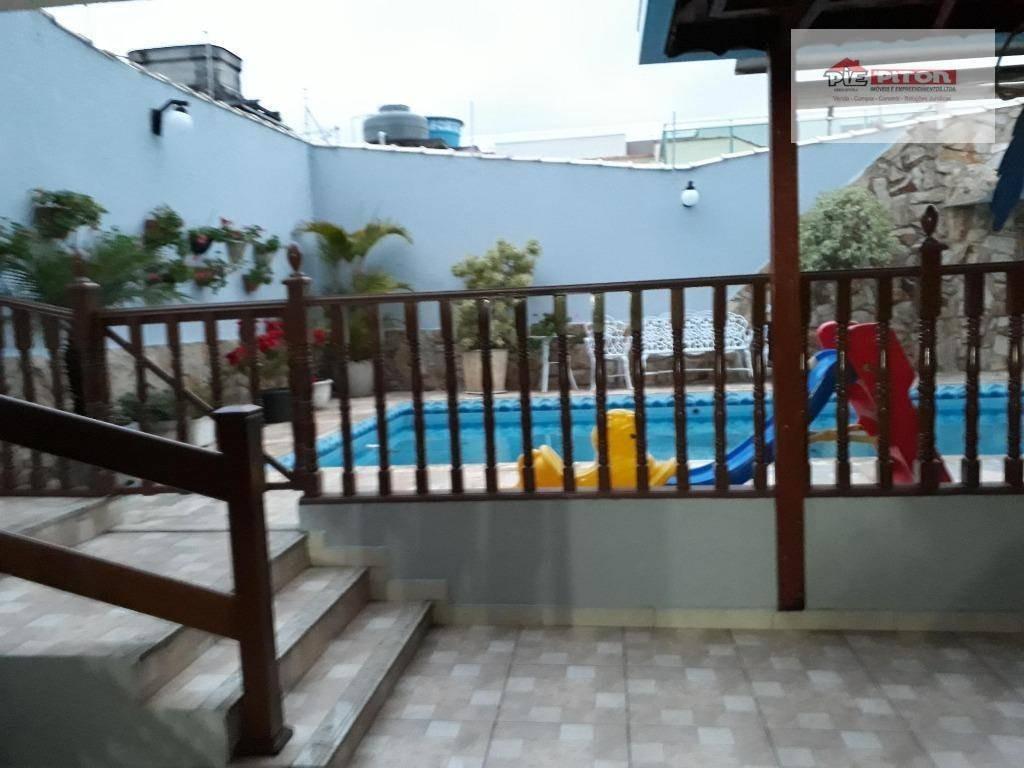 sobrado com 3 dormitórios à venda, 340 m² por r$ 1.174.000,00 - vila ré - são paulo/sp - so1951